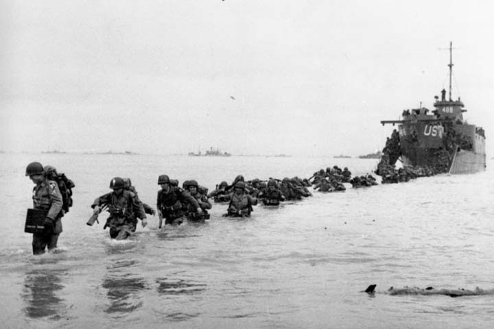 The 70th Anniversary Of World War II's 'D-Day' | On Point