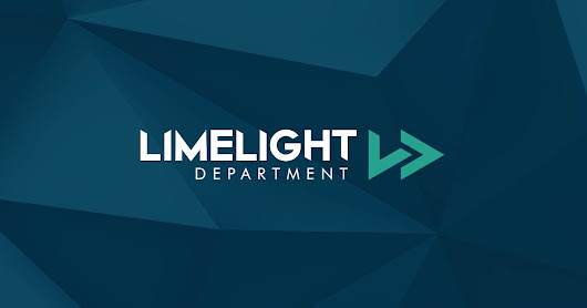 Announcing Three New Limelight Department Sites