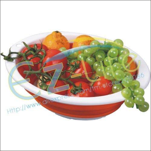 Factory price! Outdoor camping vegetable & fruit basket, fruit ...
