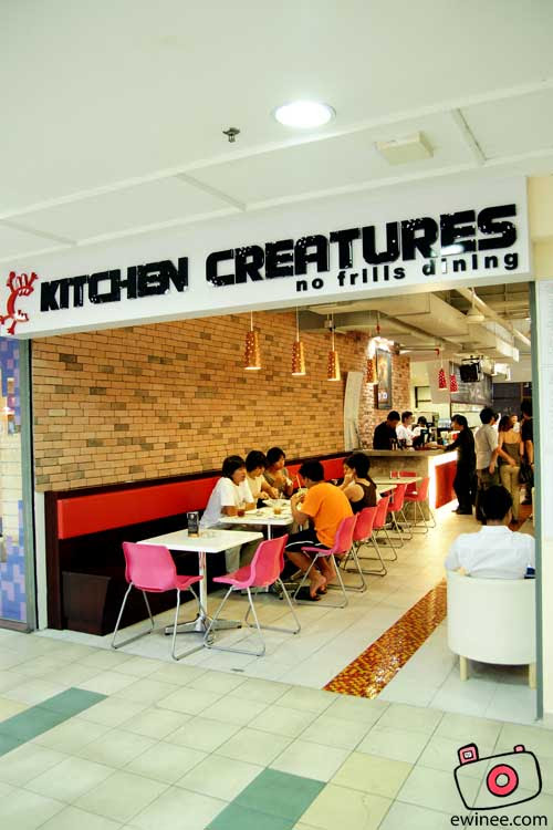 Kitchen-Creatures-Centre-Point-No-frills-entrance