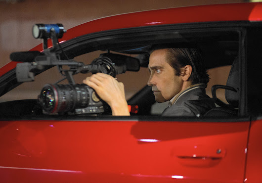 'Nightcrawler' shows how the news worm has turned
