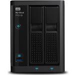 Western Digital My Cloud PR2100 Pro Series Diskless Media Server with Transcoding, Black