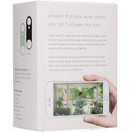 SimpliSafe Pro Smart Wired Wi-Fi Video Doorbell - White