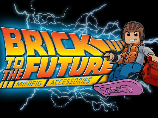 Brick to the Future Minifig Accessories by BrickForge — Kickstarter