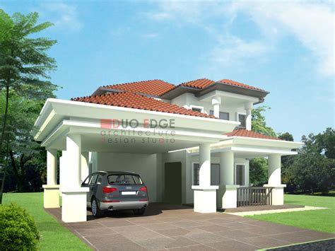 small bungalow designs bungalow design malaysia
