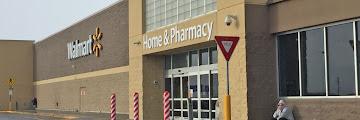 Walmart Entrance Inside