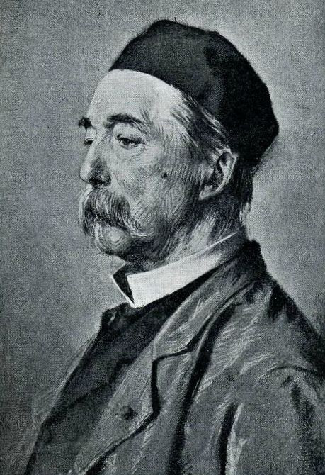 Autorretrato de Jules-Joseph Lefebvre