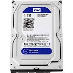 Wd Blue 1 Tb 3.5-inch Sata 6 Gb/s 5400 Rpm Pc Hard Drive - 5400rpm - 64 Mb Buffer