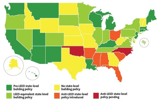 Ohio Looks at Banning LEED | News | Archinect