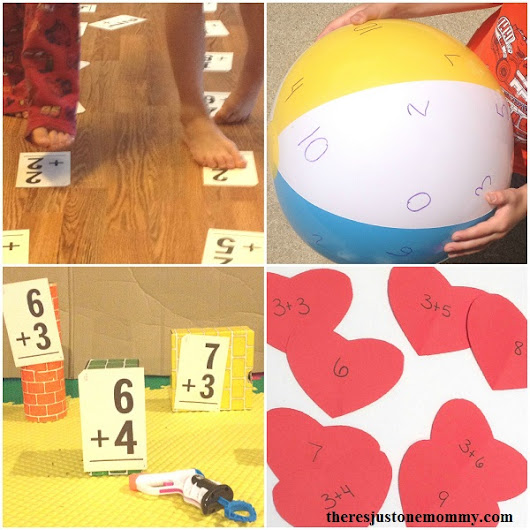 The Funnest Ways to Practice Math Facts