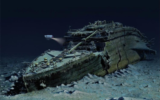 Titanic for tourists: London tour company booking trips to explore the world's most famous shipwreck