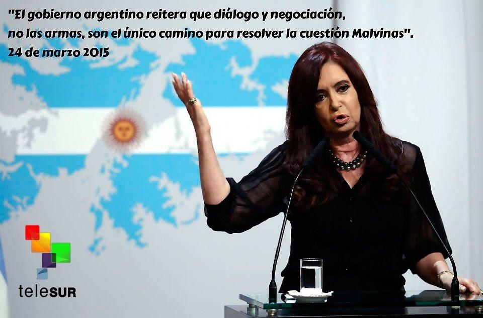 La Presidenta de Argentina cuestionó los ataques mediáticos contra los candidatos a las primarias.