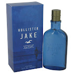 Men Hollister Jake Blue Eau De Cologne Spray By Hollister 3.4 oz / Men
