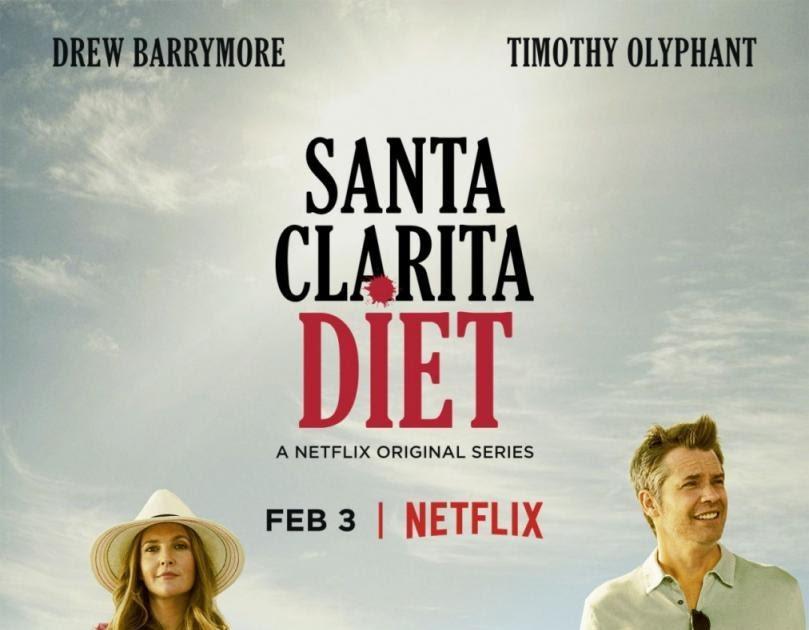 Santa Clarita Diet: 2ª Temporada (2018) WEB-DL 720p Dual Áudio Torrent
