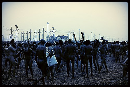 My Tryst With Hope And Hindutva - Maha Kumbh by firoze shakir photographerno1