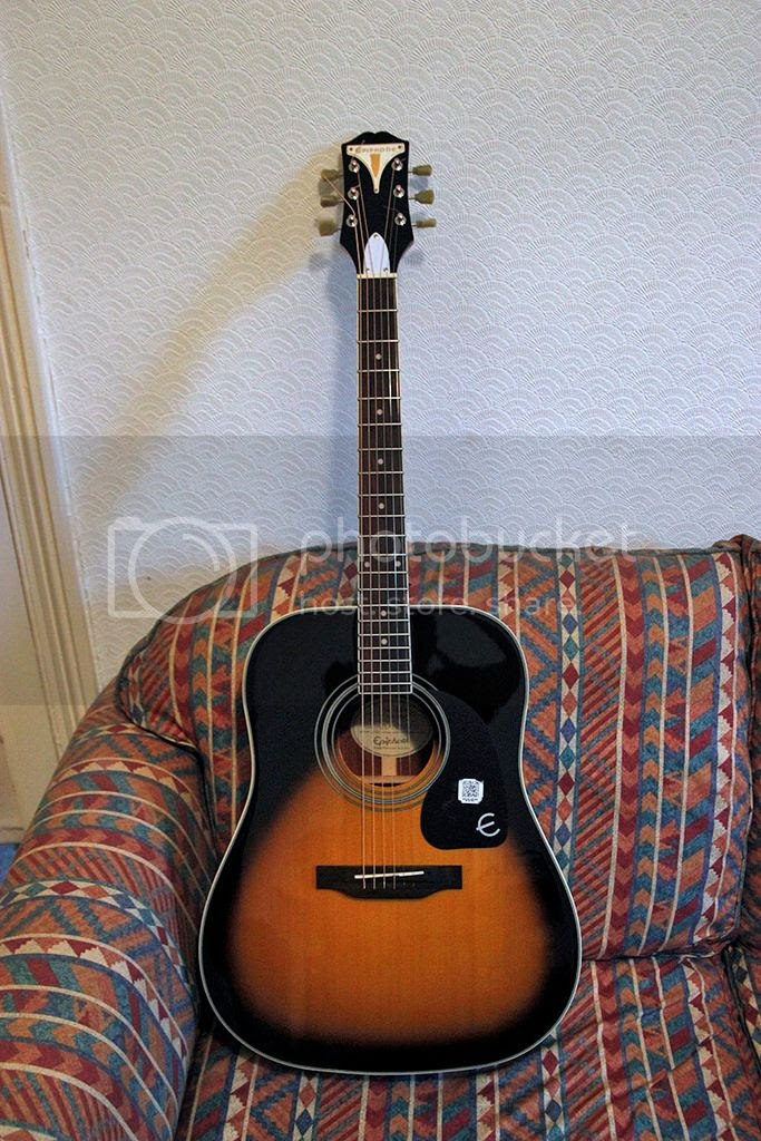 Anyone Got An Epiphone Pro 1 The Acoustic Guitar Forum