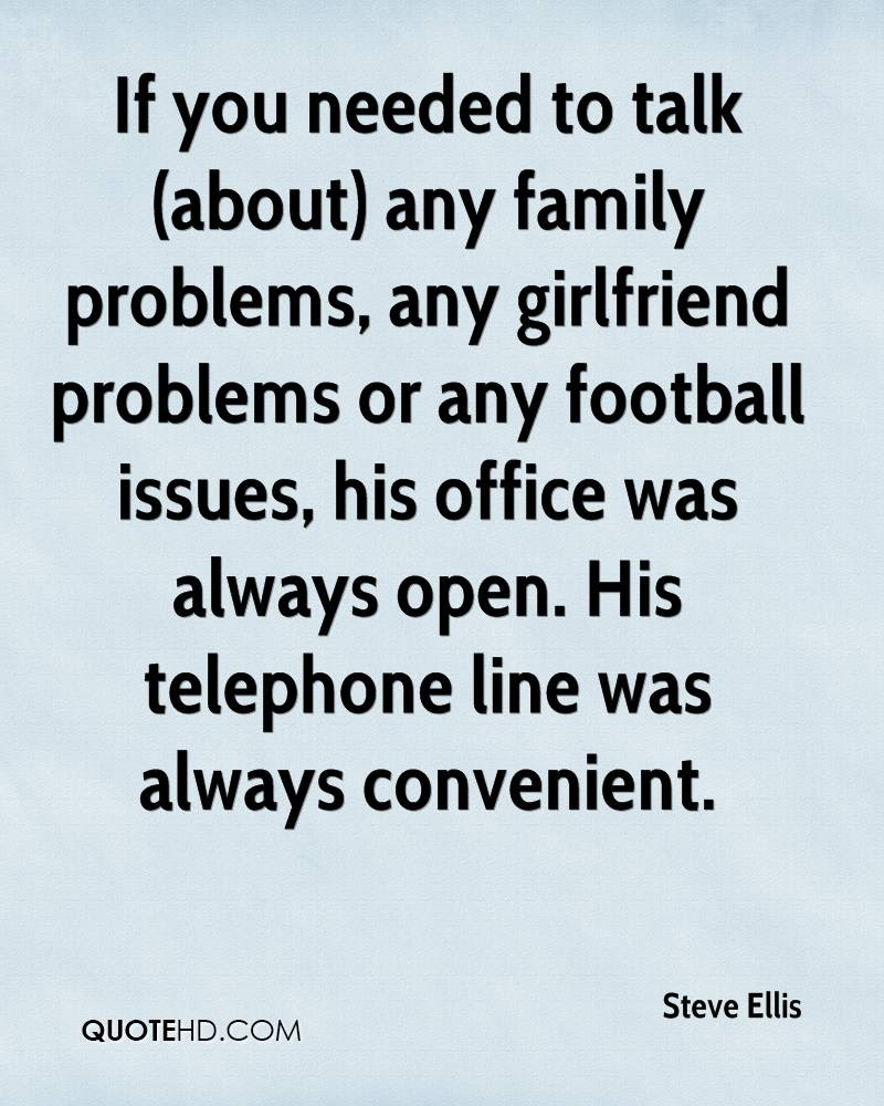 28 Quotes About Family Problems Audi Quote