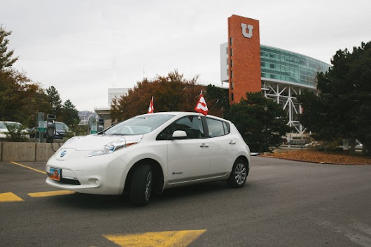 Community Electric Cars Come to U Campus | UNews