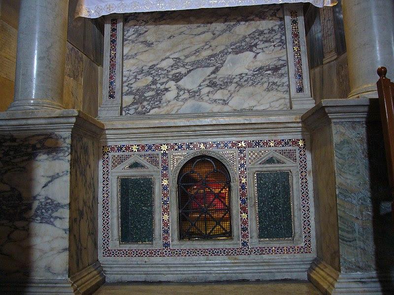 File:Ripa - san Giorgio al Velabro altare 1010866.JPG