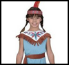 Make Your Own American Indian Costumes