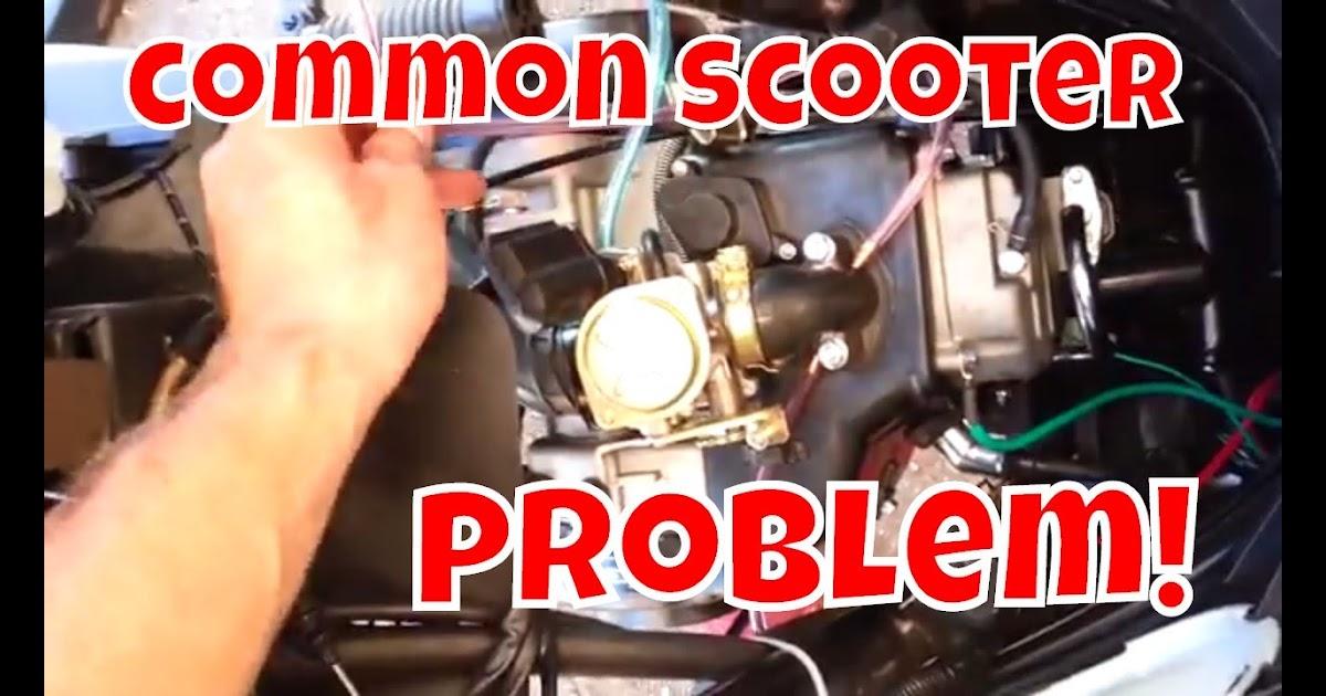 Wiring Diagram  9 50cc Scooter Vacuum Hose Diagram