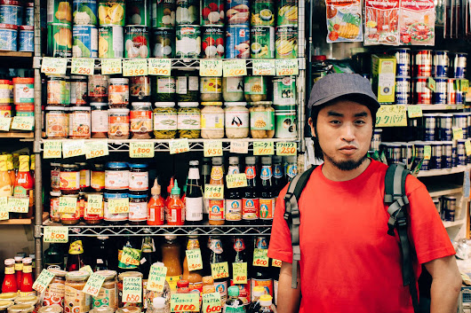 Foodman: Raw Sounds from Japan | Ableton