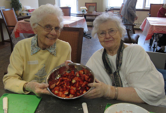 More hands needed to tackle senior hunger (Guest post: Laura Goldring)