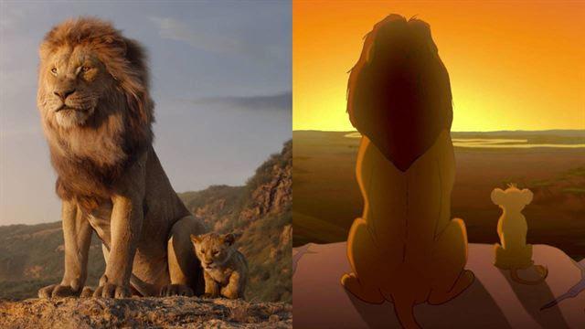 Resultado de imagem para rei leão live action