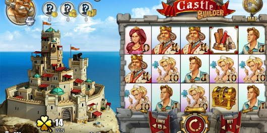 Castle Builder Gets January's New Slots off to a Storming Start - Microgaming Online Casino