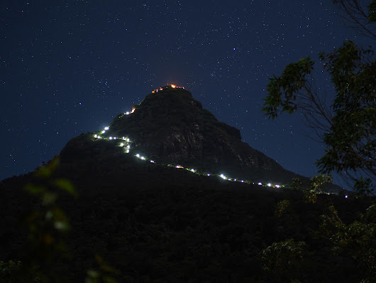Why You Should Climb 5,500 Steps In The Dark