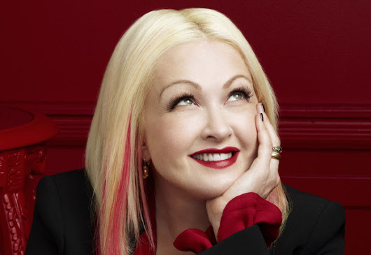 "Kinky Boots star Cyndi Lauper: ""We used to spray paint the streets, that was 'social media' in the 80s"""