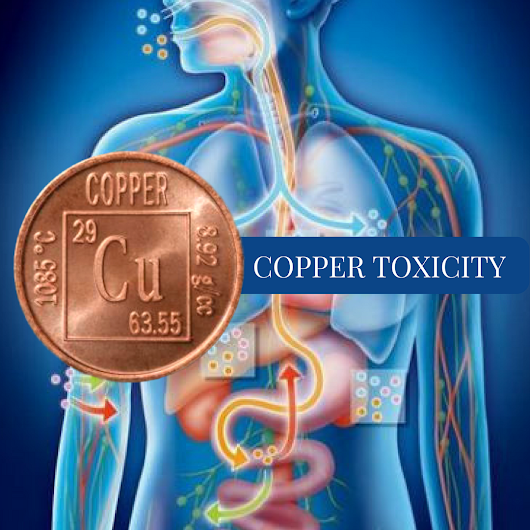 Managing Copper Toxicity with Hair Analysis and Nutritional Balancing