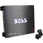 BOSS AUDIO R3004 1200W 4 Channel Car Amplifier Power Stereo Amp+Remote by VM Express