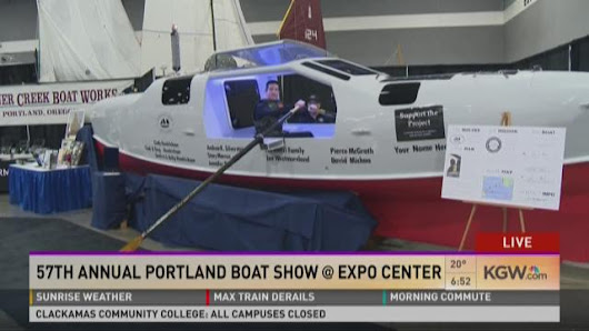 57th Annual Portland Boat Show at Expo Center