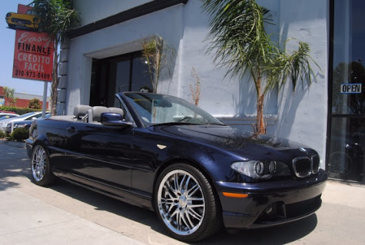 Used 2005 BMW 3-Series 325Ci convertible for Sale in Lawndale CA 90260 Austra Motors