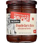Salpica Salpica Salsa Grlc Chipotle 16 oz Pack of 6