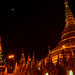 Shwedagon, night