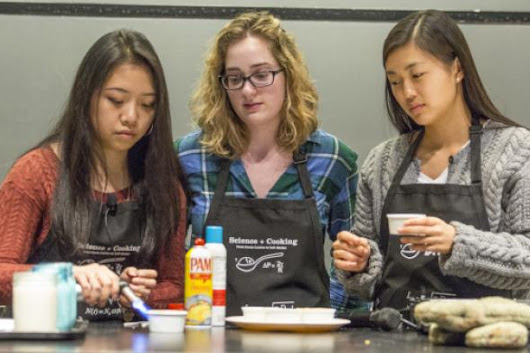 Baking the grade | Harvard John A. Paulson School of Engineering and Applied Sciences