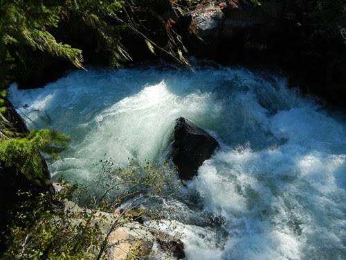 Natural Bridge, The Rogue River, Oregon _ 6496