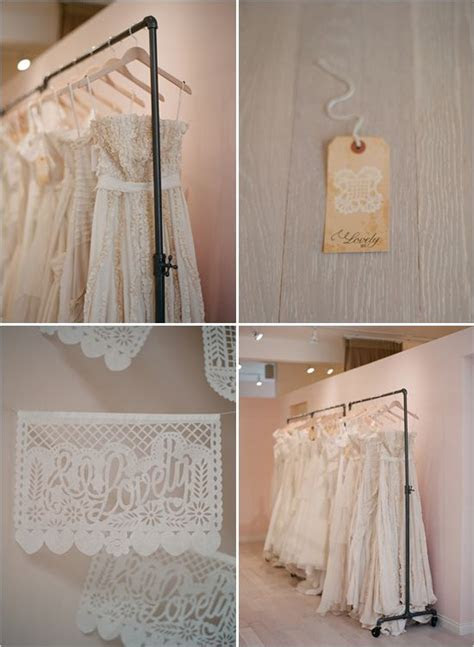 Two Lovely Brides   Fashion & Style For Weddings   Bhldn