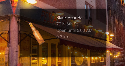 6 New Glass Apps: Beer Locator, Instagram Photo Explorer, Camera Expander & More - Glass Almanac