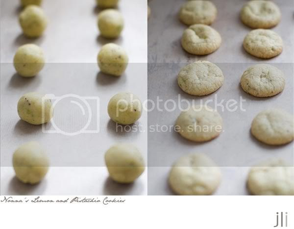 nonna's lemon and pistachio cookies,jillian leiboff imaging,baking,food photograhy,sydney wedding and portrait photography