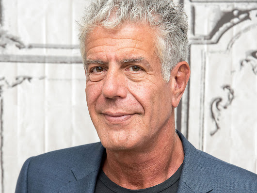 New Jersey Has an Official Anthony Bourdain Food Trail