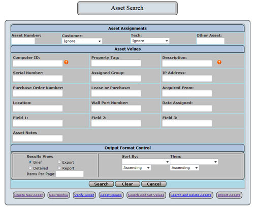 How to customize and launch your asset tracking today! - | Internet Software Sciences | Help Desk Software