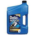Delo Ch04003g Heavy Duty Motor Oil, 400-low Emissions, 1 Gallon, 15w40