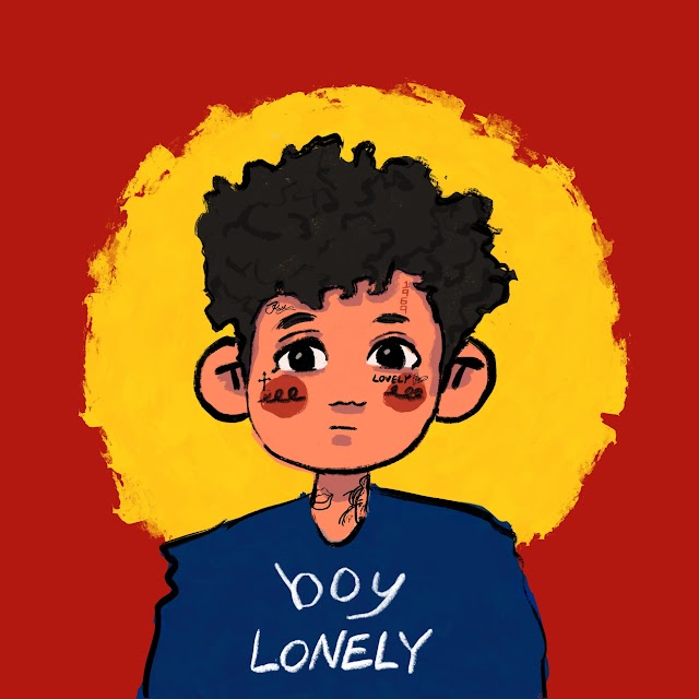 RUSSELL! - Boy Lonely (Album) [iTunes Plus AAC M4A]