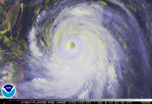 'Florita' now a super typhoon - US Defense weather agency | Headlines, News, The Philippine Star |