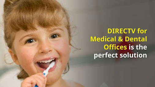 DIRECTV for Doctors and Dentist Offices waiting rooms | 1-888-280-5553