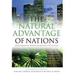 Natural Advantage of Nations (Book Cover)