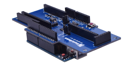 New Adapter for OLED display module with Arduino connectors compatible